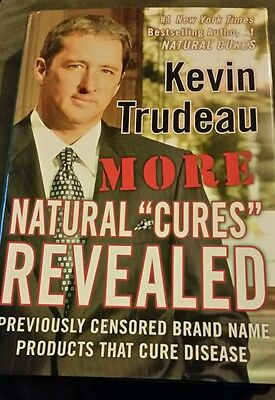 Kevin Trudeau More Natural Cures Revealed