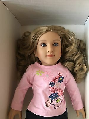 My Twinn 18 doll. RETIRED No Longer Available. Brand New, Never Even Displayed.