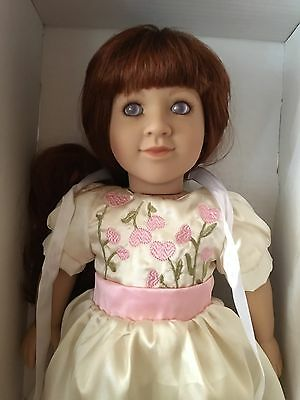 My Twinn 18 doll. RETIRED No Longer Available. RARE KIM Never Even Displayed.