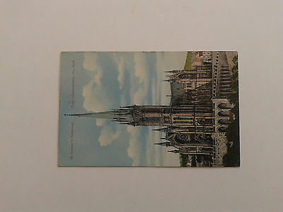 Postcard - COBH (QUEENSTOWN) - St Colman's Cathedral - Co Cork