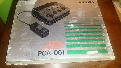 Philips Colour Analyser Pca-061 In Box