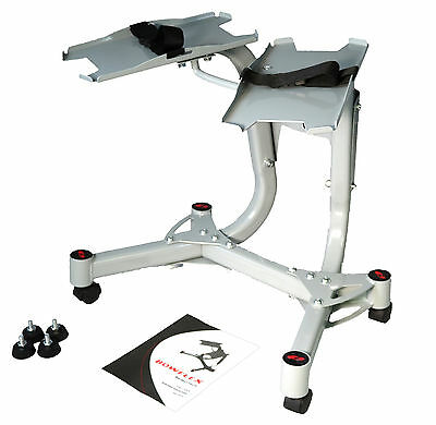 Bowflex SelectTech Stand with Wheels for 1090 / 552 Dumbbells New Sealed