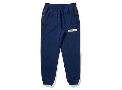 Undefeated X Shoyoroll Syr Technical Navy Blue Sweatpant Bjj Undftd New