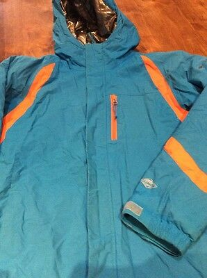 boys size 14 columbia ski jacket
