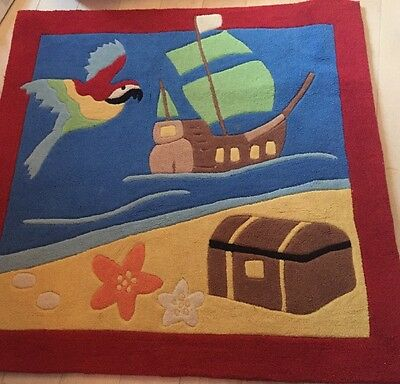 Pirate Rug From Great Little Trading Co - GLTC Refer To Web !