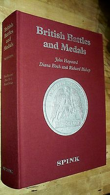 British Battles and Medals Book 7th Edition J.Hayward Spink
