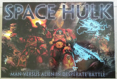 Space Hulk 4th Edition (2014) New Sealed