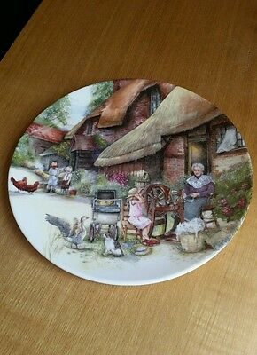 1990 Royal Doulton Collector's Plate by Susan Neale