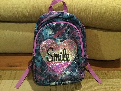 Beautiful Justice Girls Back Pack
