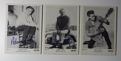 ABC Gum 1958 Golden Boys Trading Cards Lot