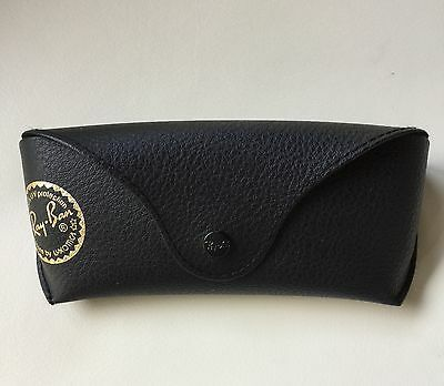 Brand New Authentic Ray Ban Sunglasses Black Case