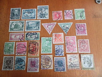 Austria ~ Mixed Used ~ Lot 4 (Dec)