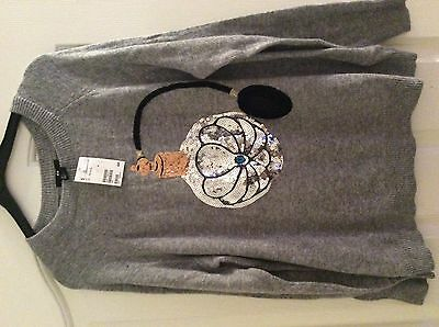 Brand New With Tags H&M Size L Perfume Bottle Jumper