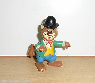 PVC Figure WILLY FOG around the world in 80 days Phileas Fogg MAIA BORGES