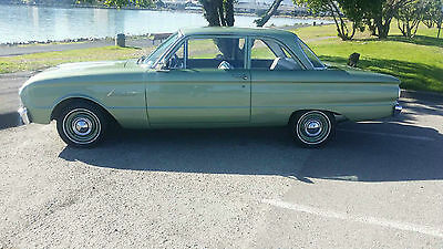 1962 Ford Falcon 2dr 1962 Ford Falcon 170 new paint 69k original miles