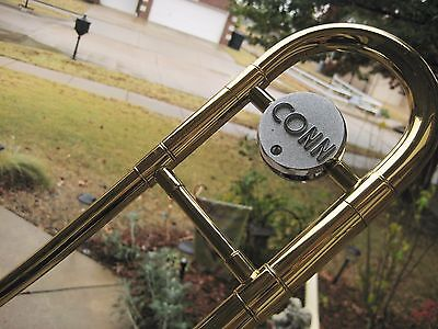 Conn Trombone 22H Clean Great Slide! Bach Mouthpiece
