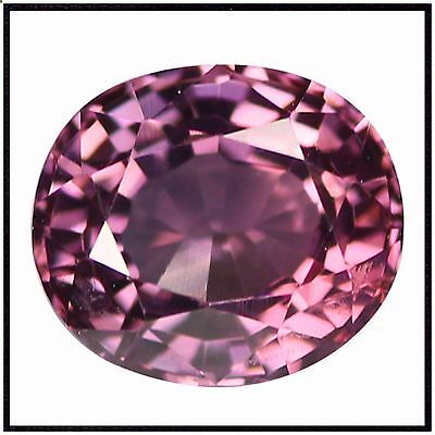 1.13 Ct. IF Sizzling 100% Natural Oval 6 x 5 mm Sri Lanka AAA Purple Pink Spinel