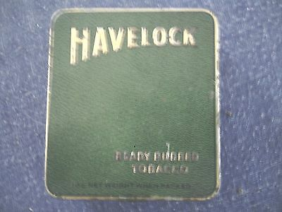 Vintage Havelock Ready Rubbed Tobacco Tin