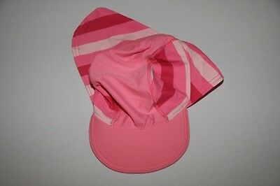 Marks and Spencer pink sun hat - size 18 months to 24 months