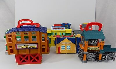 Thomas & Friends Take Along, Take N Play Sets  6 Different Playsets