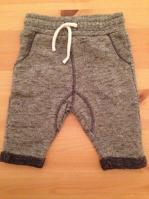 Baby Boys Grey Joggers Age 3-6 Months Next