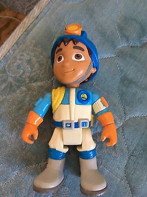 Go Diego Go Figure Only Mattel 2007 Loose Used