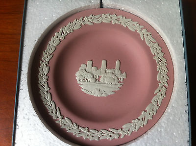 Stunning Wedgwood miniature Plate of Perth