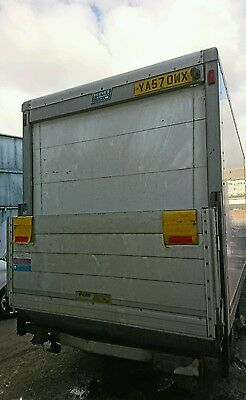 Mercedes Sprinter Luton Box With A Tail Lift
