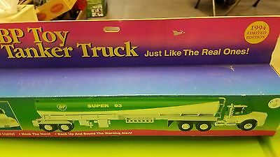 1994 BP Toy Tanker Truck Limited Edition MIB