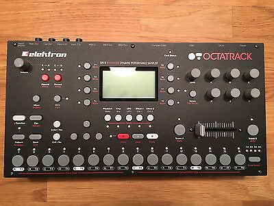 Elektron Octatrack 8-track Performance Sampler