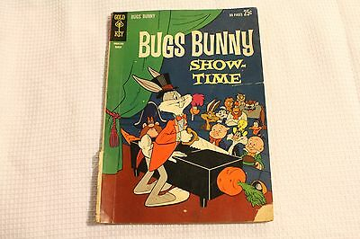 Bugs Bunny #88 Show Time Gold Key Comics Silver Age 1963