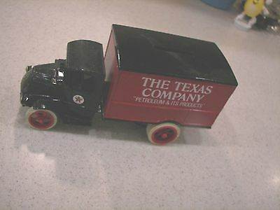 Cast Iron Texaco Ertl Bank - Rare Hard To Find Collectible Great Christmas Gift
