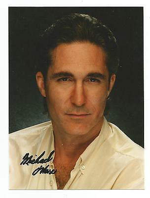 BABYLON 5 CMDR SINCLAIR MICHAEL O'HARE  7X5 (Passed away in 2002 at age 60)