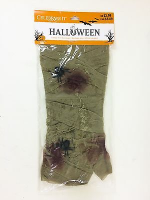 Celebrate It Halloween Creepy Arm Bandage costume NEW in original package
