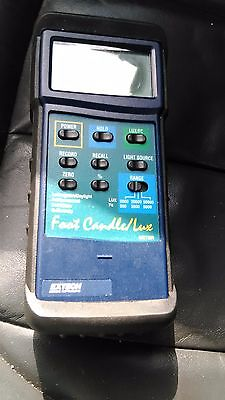 EXTECH instruments Foot Candle Lux meter