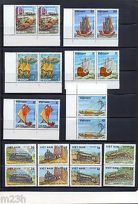 Vietnam; Stamps of 1983. MNH value over $85.00