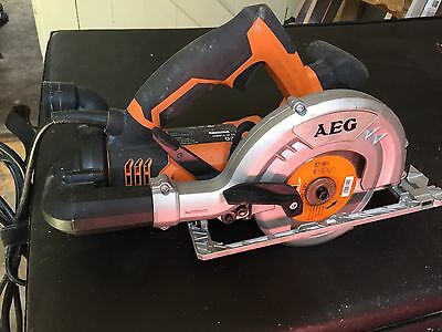 AEG MBS30 TURBO - 127mm Fibre Cement Saw