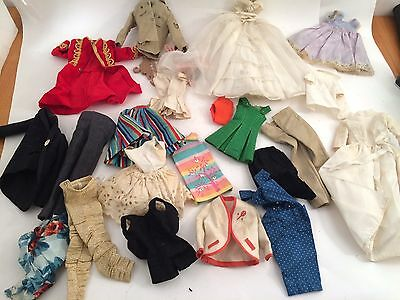 Vintage Barbie and Ken by Mattel Clothes Mixed Lot