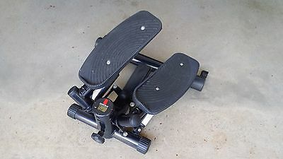 Swing Stepper exercise machine