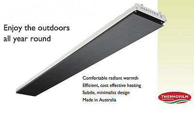 Thermofilm  Heat Strip Classic  Radiant Outdoor Heater THH2400A FREE SHIPPING