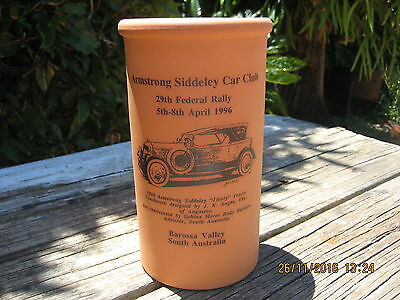 Armstrong Siddeley Wine Cooler (Terracotta)
