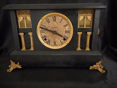 antique Session style, mantel clock