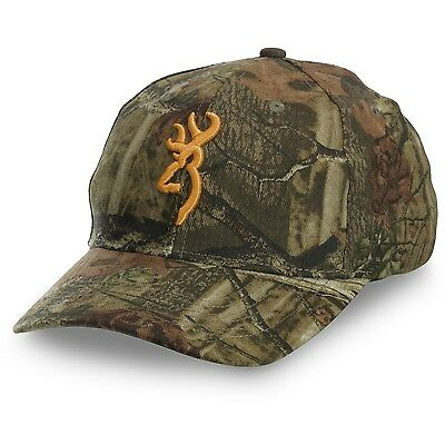 Browning Rimfire 3D Mossy Oak Inf Camo Hunting Cap