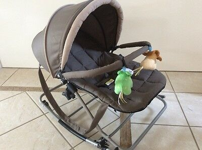 Steelcraft Baby Bouncer Rocker