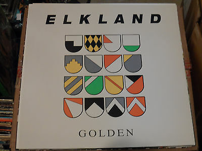 Lot of 3 Elkland - Golden 12x12 Poster Flat