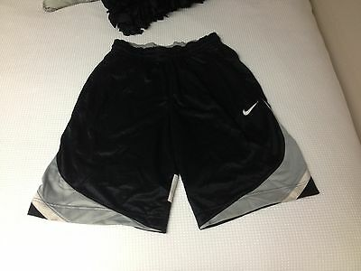 Men's Nike Basketball 'Elite' Shorts Great Condition Size M