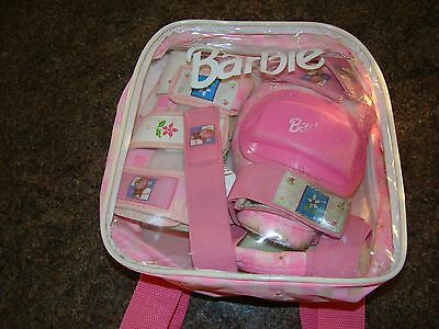 Barbie Knee and Elbow and Wrist Protectors Set