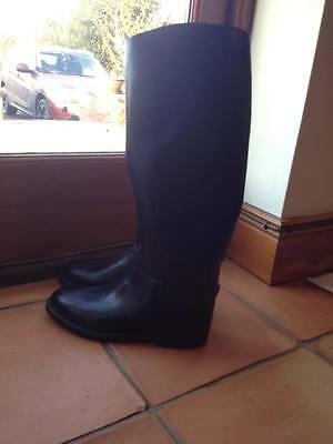 Aigle Coupe Samour Riding Boots Size 9 Good Condition