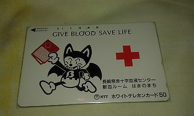Red Cross phone cards