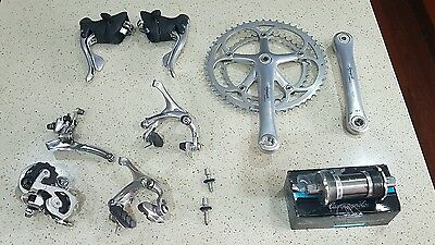 Campagnolo Chrous 9 Speed Groupset